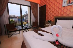 Jentra Dagen Hotel Malioboro, Hotel  Yogyakarta - big - 11