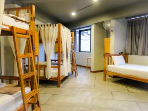 Mixed Dormitory Room with Shared Bathroom