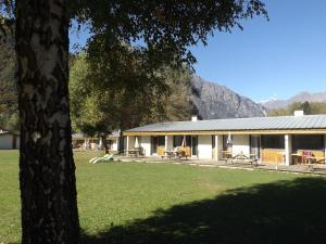 Gite le Grand Renaud, Case vacanze  Le Bourg-d'Oisans - big - 29