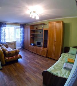 Apartment on 50 let Oktyabrya 24a