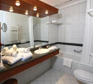 Danubius Health Spa Resort Hévíz, Rezorty  Hévíz - big - 7