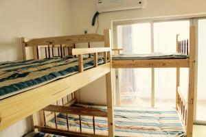 Guangzhou Jiang Pan Yun Jian Hostel Canton Tower Branch, Hostely  Kanton - big - 2