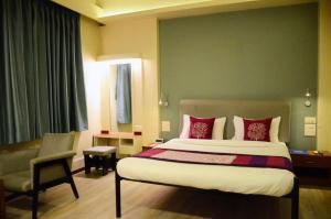 OYO 6429 Hotel Pearl, Отели  Пуне - big - 13