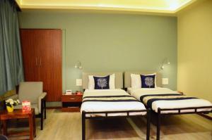 OYO 6429 Hotel Pearl, Отели  Пуне - big - 9