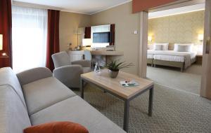 Danubius Health Spa Resort Aqua All Inclusive, Rezorty  Hévíz - big - 18