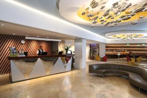 Danubius Health Spa Resort Aqua All Inclusive, Rezorty  Hévíz - big - 47