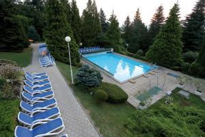 Danubius Health Spa Resort Aqua All Inclusive, Rezorty  Hévíz - big - 54