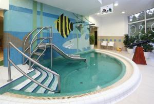Danubius Health Spa Resort Aqua All Inclusive, Rezorty  Hévíz - big - 53