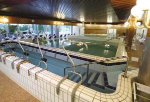 Danubius Health Spa Resort Aqua All Inclusive, Rezorty  Hévíz - big - 51
