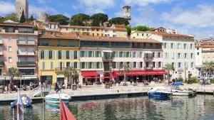 Résidence La Loggia, Apartmány  Cannes - big - 67