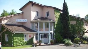 Le Clos Nicolas, Szállodák  Eugénie-les-Bains - big - 17