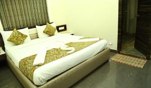 The Majestic Suites, Отели  Калькутта - big - 27