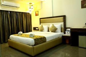 The Majestic Suites, Отели  Калькутта - big - 8
