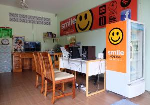 Smile Hostel Koh Phangan, Hostelek  Bantaj - big - 57
