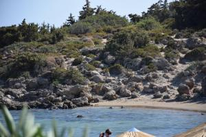 Ktima Grammeno Beachside Villa, Ville  Kountoura Selino - big - 26