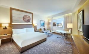 Hilton Deluxe King Room - Mobility Access