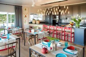 Vilacqua Boutique Guest Villa, Penzióny  Plettenberg Bay - big - 56