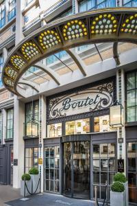 Hotel Paris Bastille Boutet (1 of 55)
