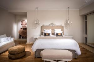 Sunvillage Malia Boutique Hotel and Suites, Отели  Малиа - big - 33