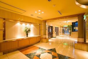 Hotel Seawave Beppu, Hotely  Beppu - big - 42
