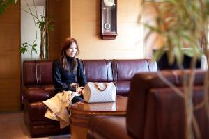 Hotel Seawave Beppu, Hotely  Beppu - big - 43
