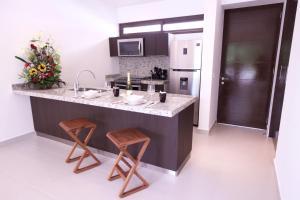 TAO Luxury Condo Mexico, Apartmány  Akumal - big - 29