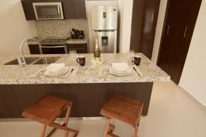 TAO Luxury Condo Mexico, Apartmány  Akumal - big - 28