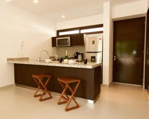 TAO Luxury Condo Mexico, Apartmány  Akumal - big - 23