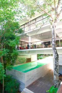 TAO Luxury Condo Mexico, Apartmány  Akumal - big - 21