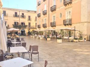 Appartamento Dammuso Ortigia, Ferienwohnungen  Syrakus - big - 34