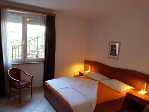 Guesthouse Villa Adria, Penziony  Malinska - big - 9