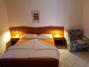 Guesthouse Villa Adria, Penziony  Malinska - big - 10