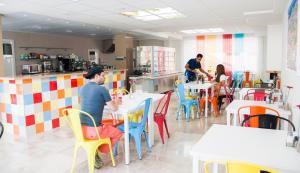 Funway Academic Resort, Vendégházak  Madrid - big - 16