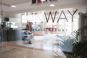 Funway Academic Resort, Vendégházak  Madrid - big - 13