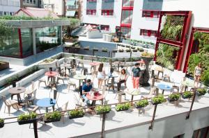 Funway Academic Resort, Vendégházak  Madrid - big - 31