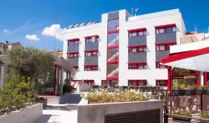 Funway Academic Resort, Vendégházak  Madrid - big - 26