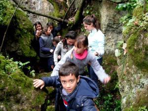Centro de Naturaleza Cañada Verde, Farmházak  Hornachuelos - big - 17