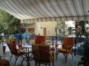 Vakhos, Hotels  Naxos Chora - big - 29