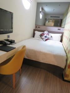 AT Boutique Hotel, Hotel  Taipei - big - 22
