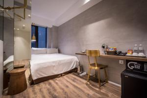 Hotel Relax 5, Hotely  Taipei - big - 48
