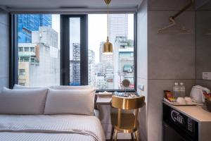 Hotel Relax 5, Hotely  Taipei - big - 9