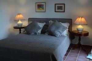 Ktima Grammeno Beachside Villa, Villen  Kountoura Selino - big - 20
