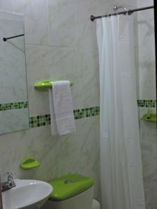 Apartahotel La Gran Familia, Apartmanhotelek  Villa de Leyva - big - 39