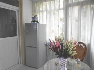 Qingdao Jinshatan Tingtao Apartment, Ferienwohnungen  Huangdao - big - 4
