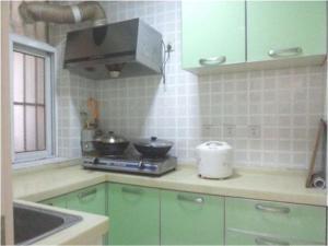 Qingdao Jinshatan Tingtao Apartment, Ferienwohnungen  Huangdao - big - 5