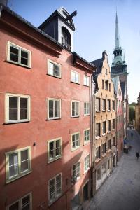 Apartmán Lady Hamilton Apartments Štokholm Švédsko