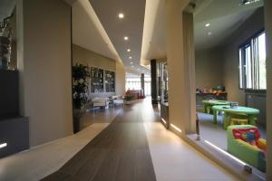 Hotel Villa Igea, Отели  Диано-Марина - big - 78