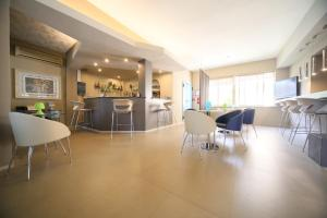 Hotel Villa Igea, Отели  Диано-Марина - big - 46