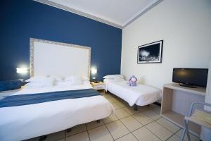 Hotel Villa Igea, Отели  Диано-Марина - big - 33