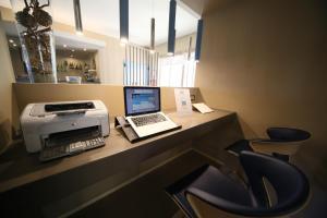 Hotel Villa Igea, Отели  Диано-Марина - big - 77